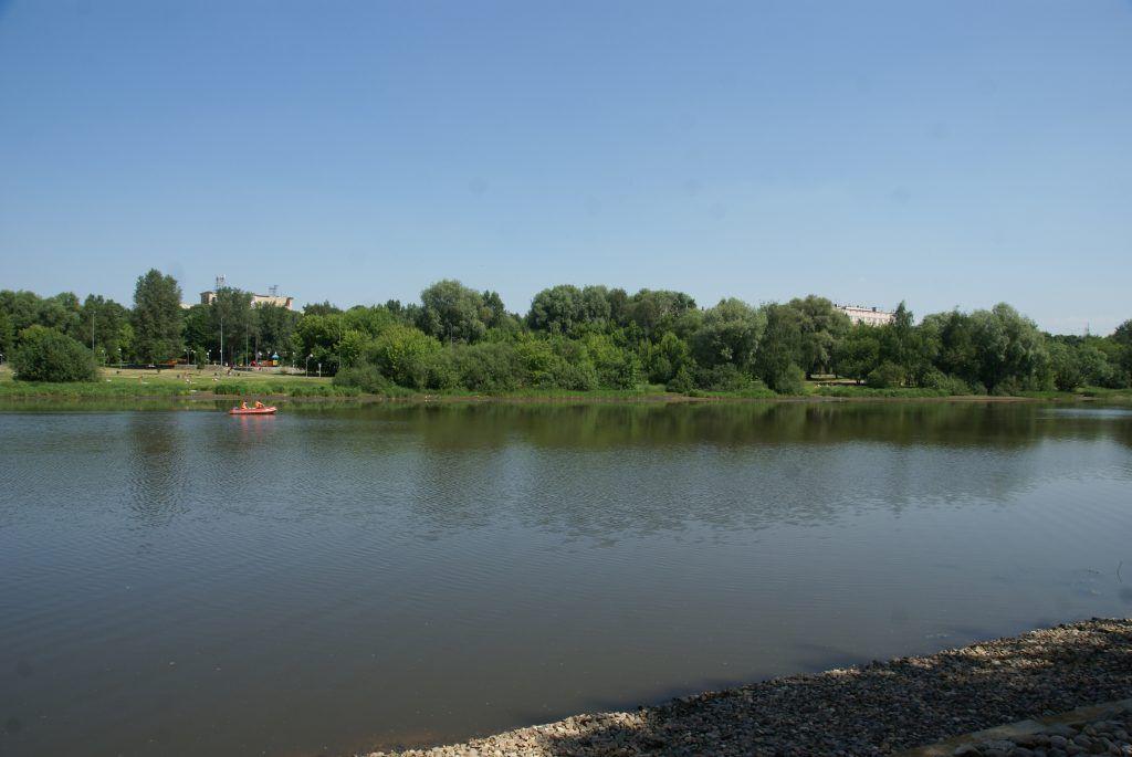 усадьба Люблино благоустройство и озеленение парка «Усадьба Люблино» пруд