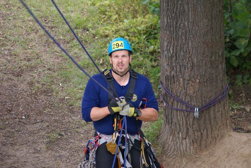 спасатель, альпинист