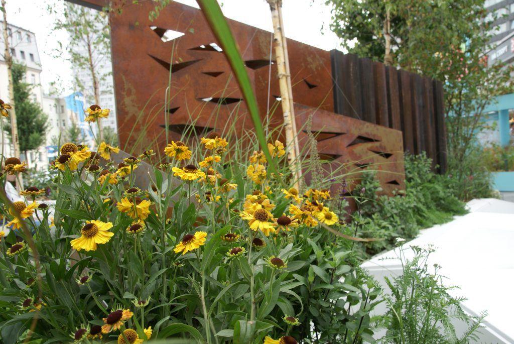 фестиваль Цветочный джем сад Оригами цветы