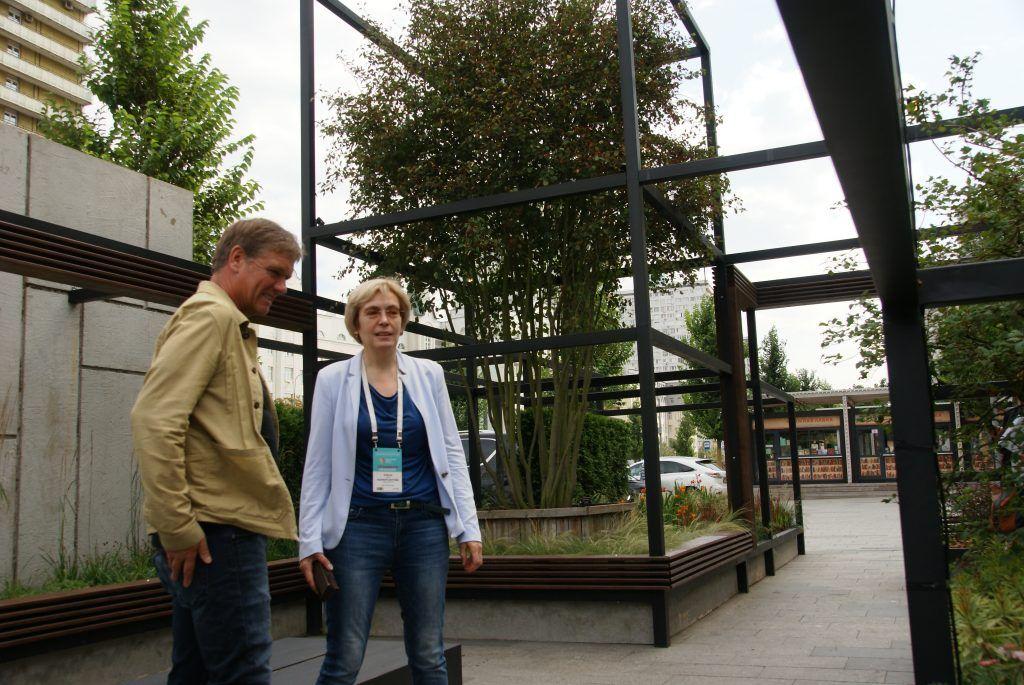 Сад «Архитектура природы» фестиваль Цветочный джем кураторы проекта