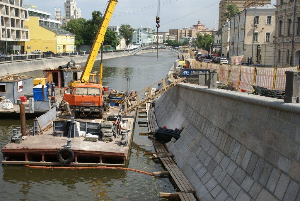 набережные, строительство, ремонт, благоустройство, река