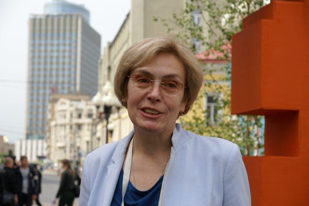 Елена Маркитанова, куратор конкурса Цветочный джем