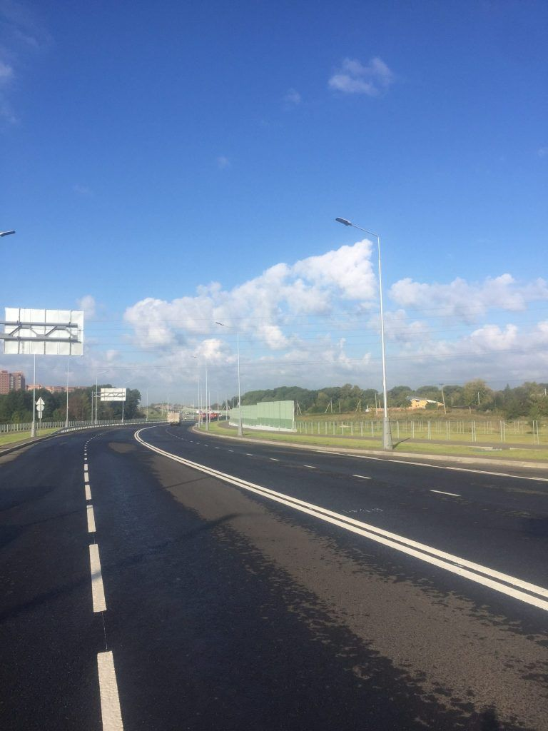 Новое Остафьевское шоссе, ТиНАО, благоустройство