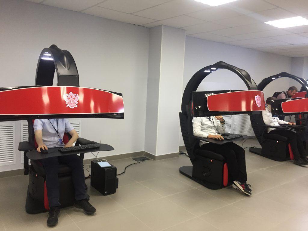 университет МИРЭА, детский технопарк, благоустройство