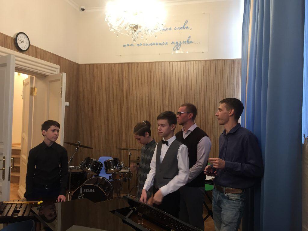московская школа искусств, благоустройство, капремонт, ученики