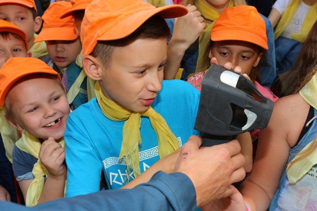 Центр поддержки семьи и детства «Зюзино» дети