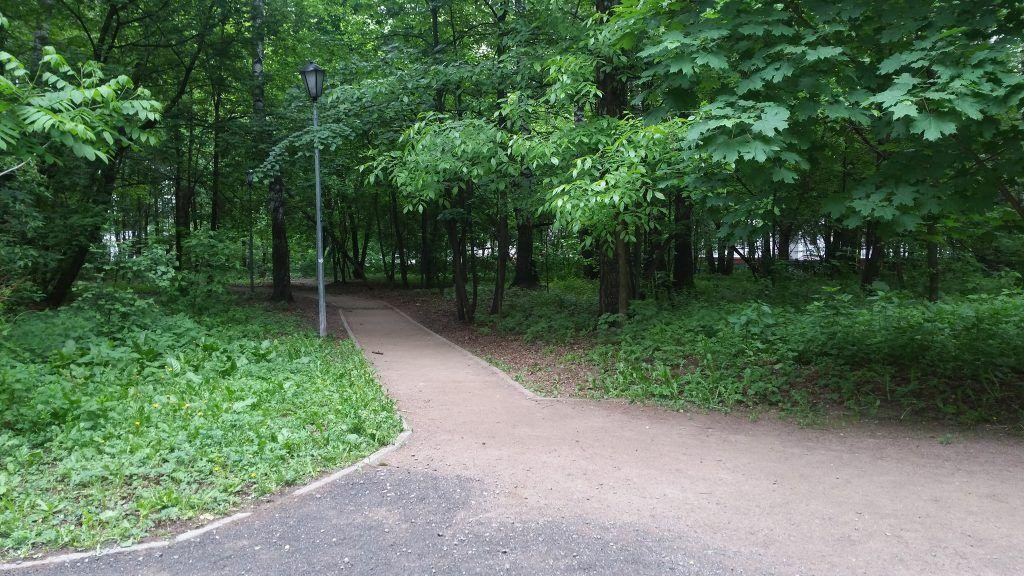 Ивановский парк