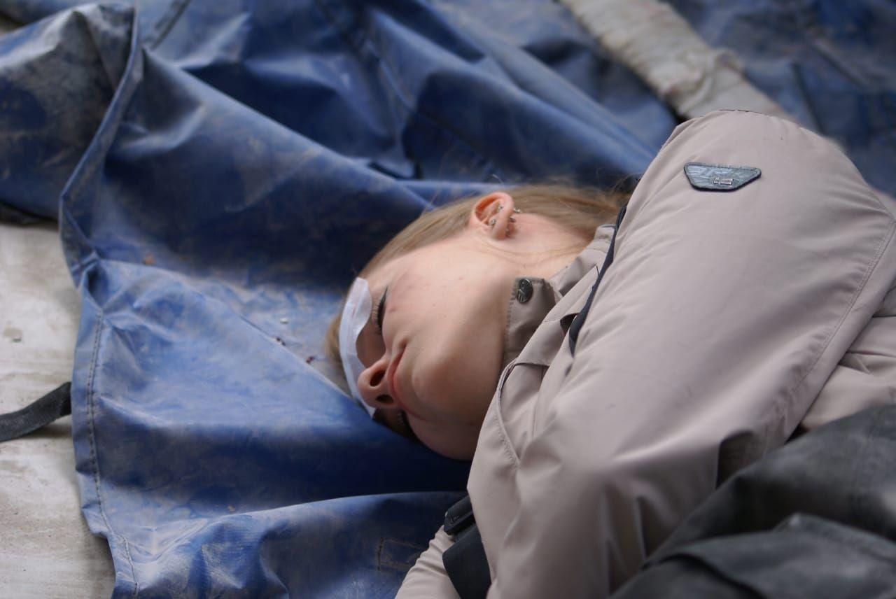 спасатели, конкурс, лучший спасатель, спасатели Москвы, департамент ГО ЧС, первая помощь, пострадавшая