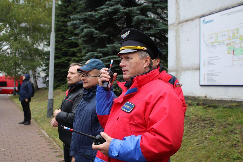 спасатели, Кирилл Святенко