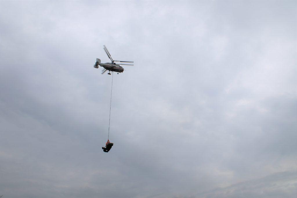 летно-тактические учения, МАЦ, спасатели, Есино, озеро