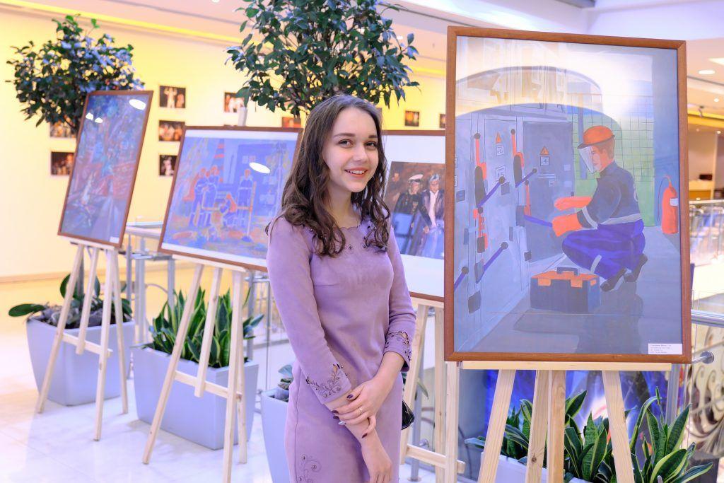 фестиваль, Мосгаз, картины