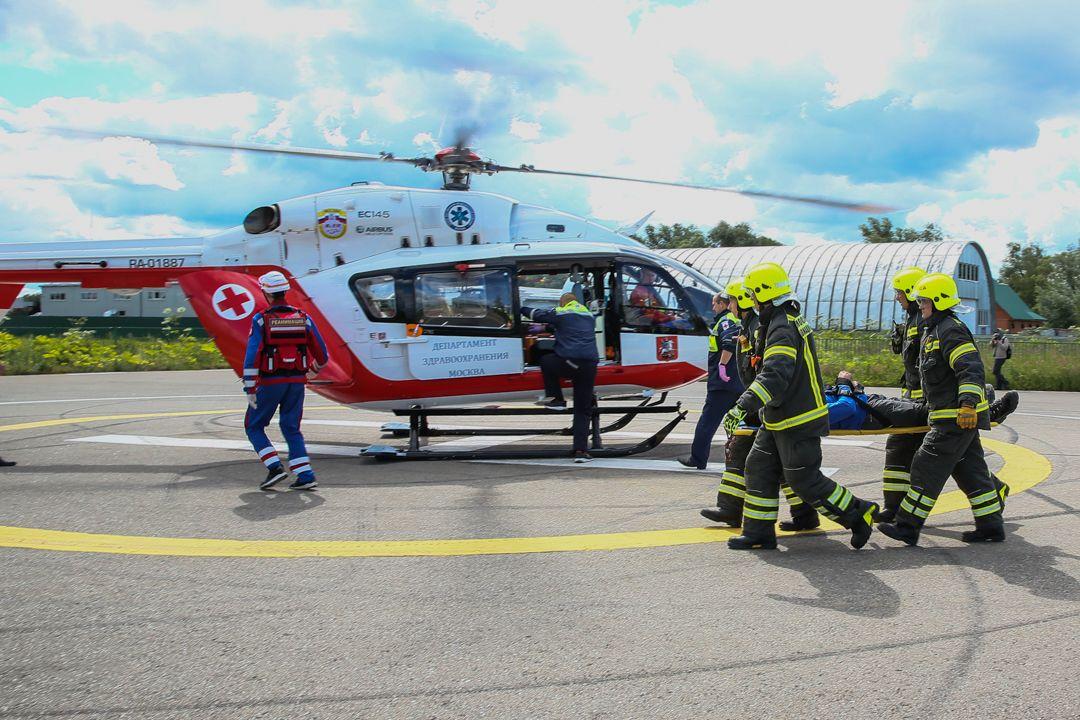 Мац, спасатели, день авиации