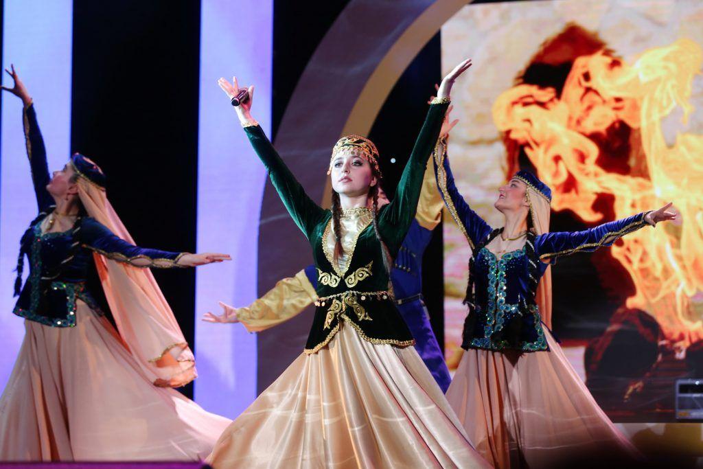 фестиваль, Мосгаз, танцы
