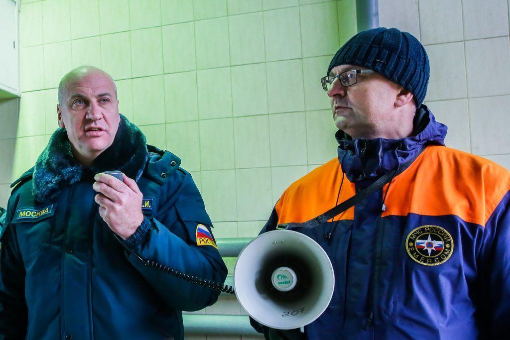 Андрей Иванов, спасатели, МЧС