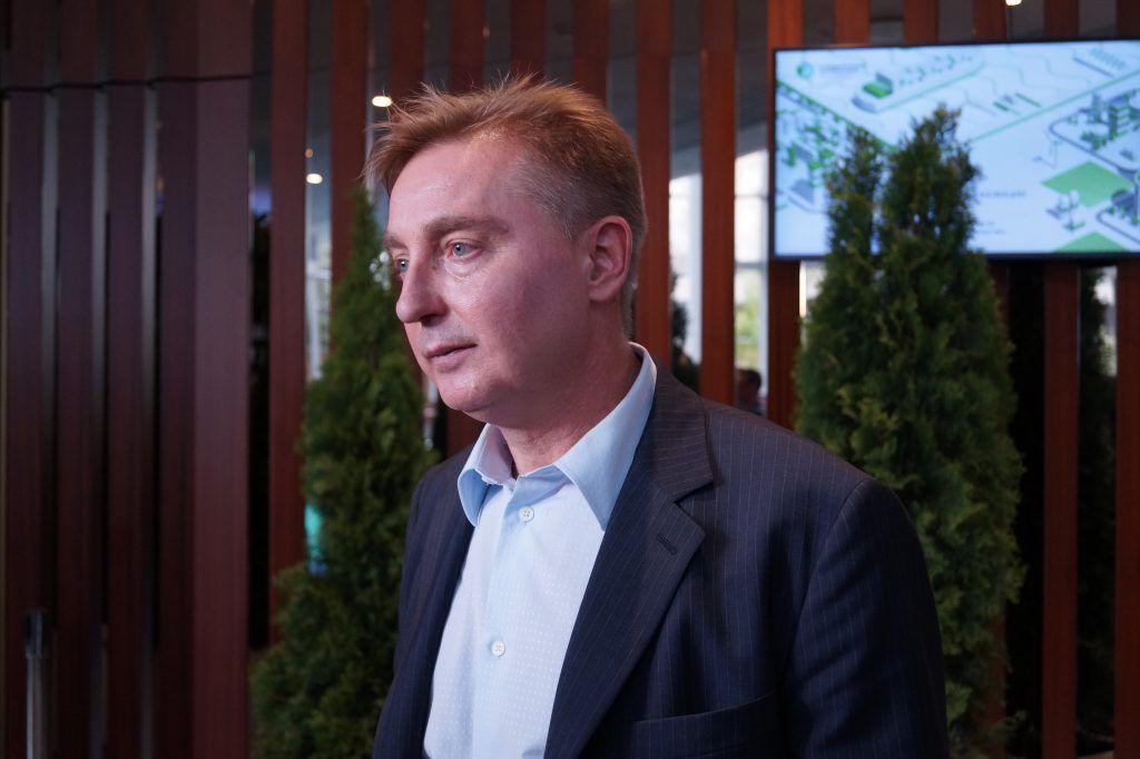 Антон Кульбачевский, форум. парк Зарядье