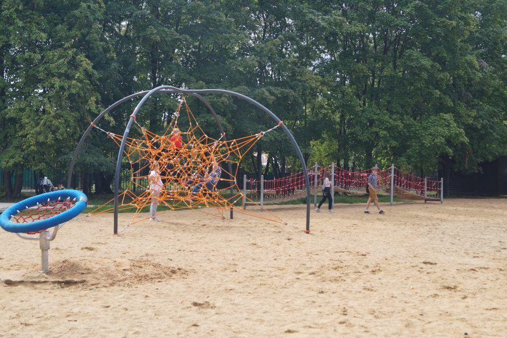 Детская площадка, парк Косино