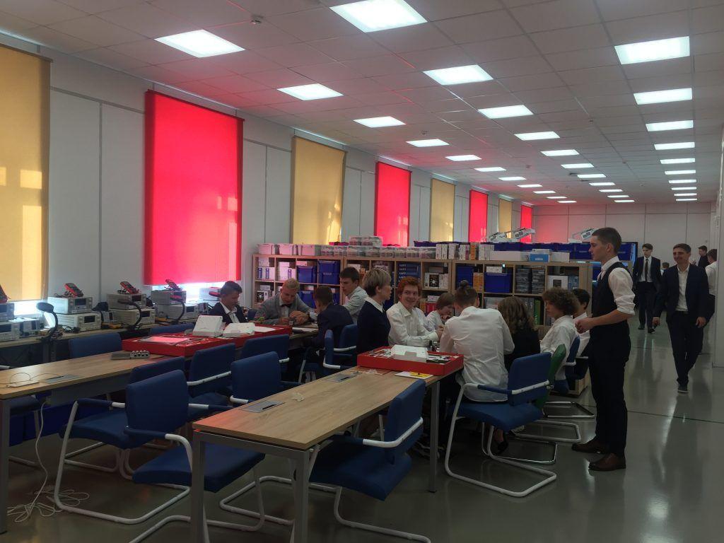 школа, день знаний, IT-классы