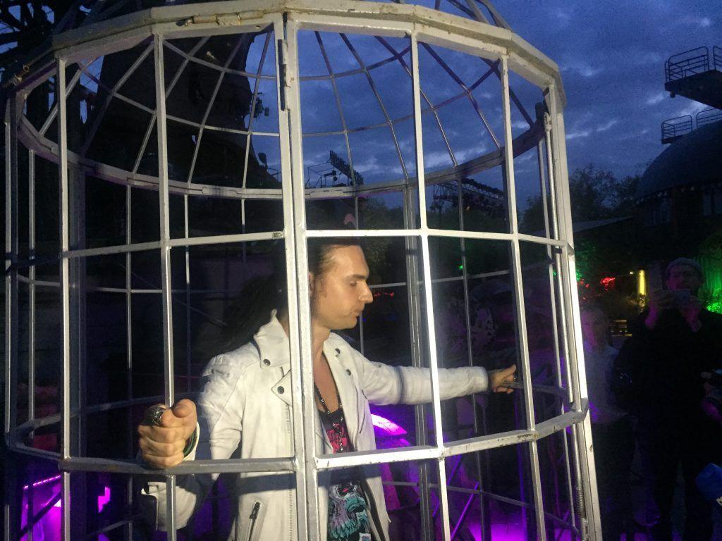 Сергей Воронцов, иллюзионист, шоу