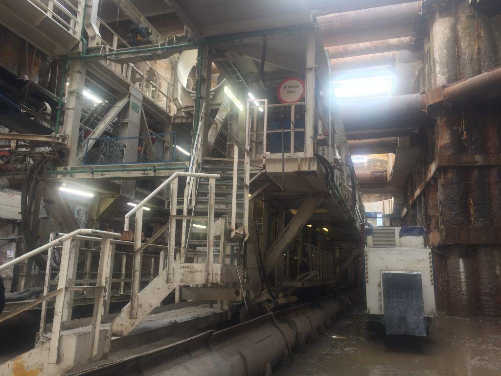 метро, благоустройство, тоннель
