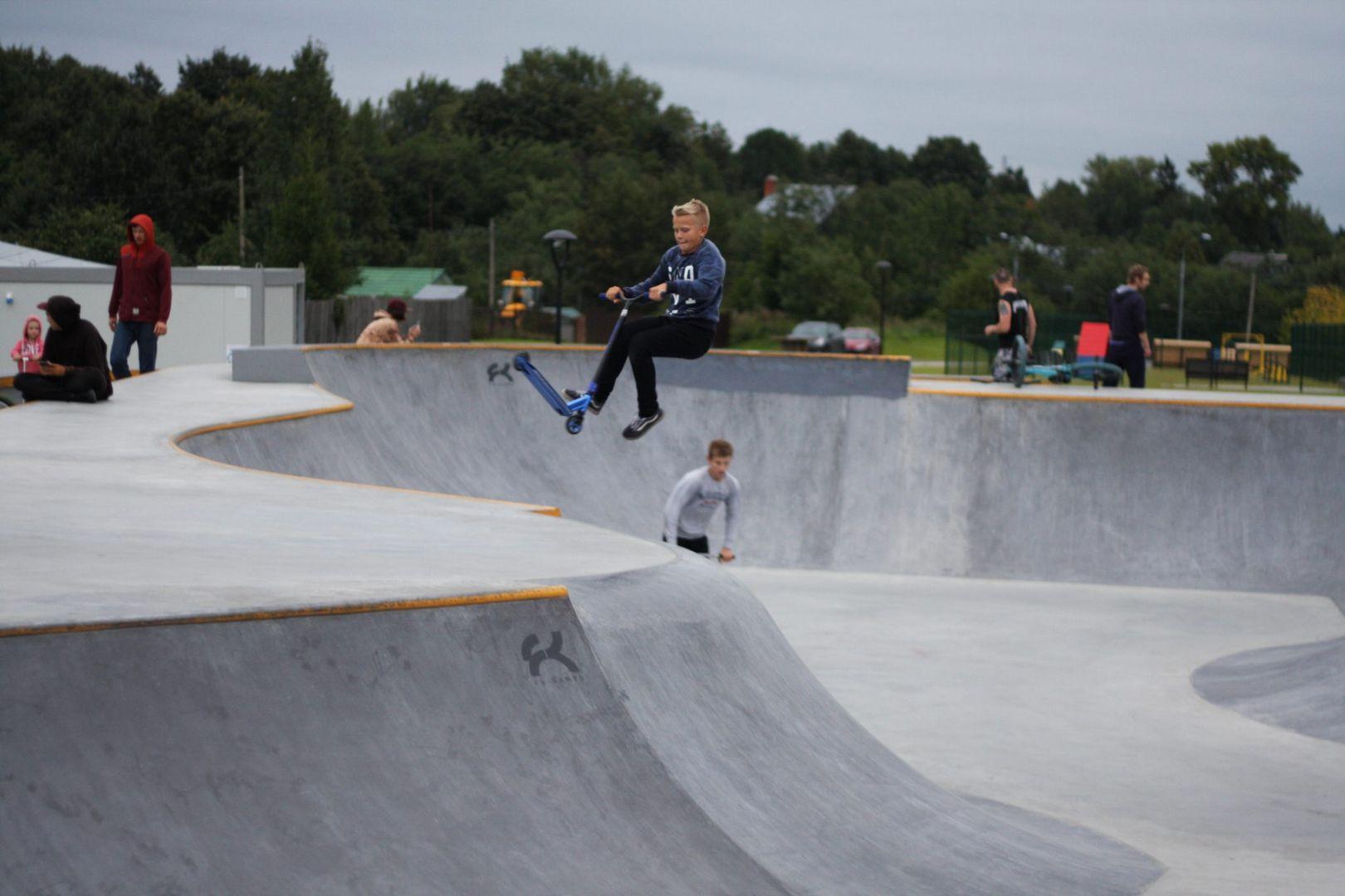 скейт-парк, Зеленоград, благоустройство