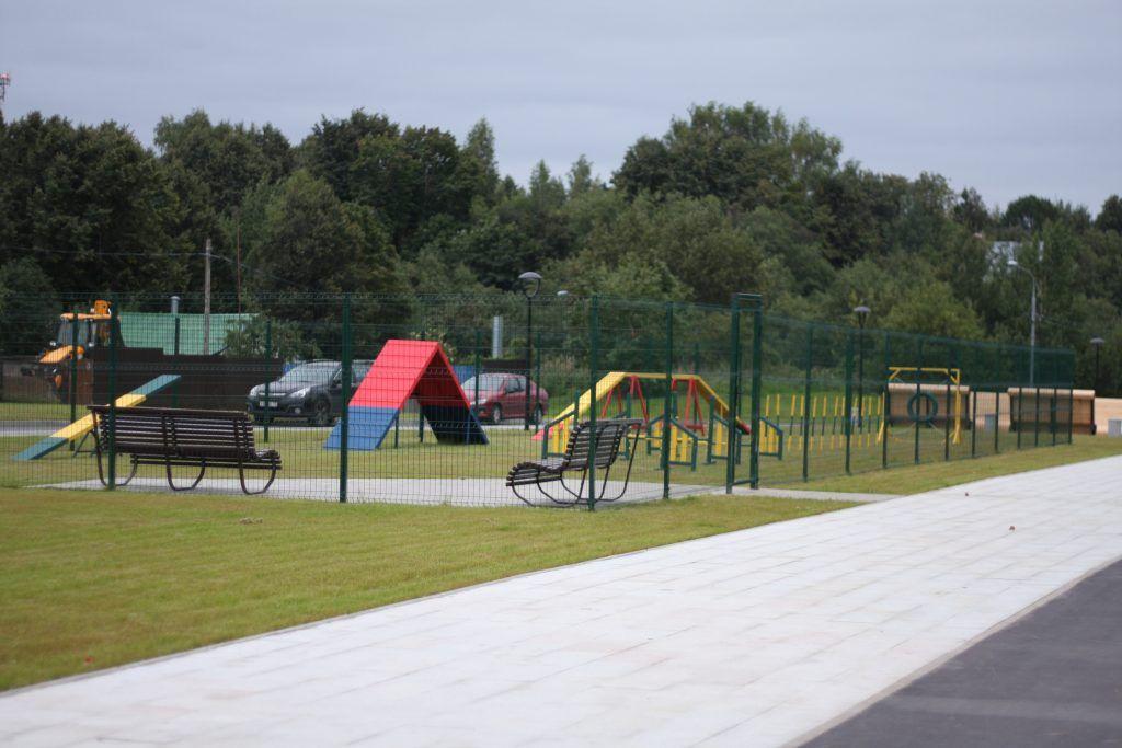 скейт-парк, Зеленоград, благоустройство, дорожки для катания на роликах и велосипедах, площадка для собак
