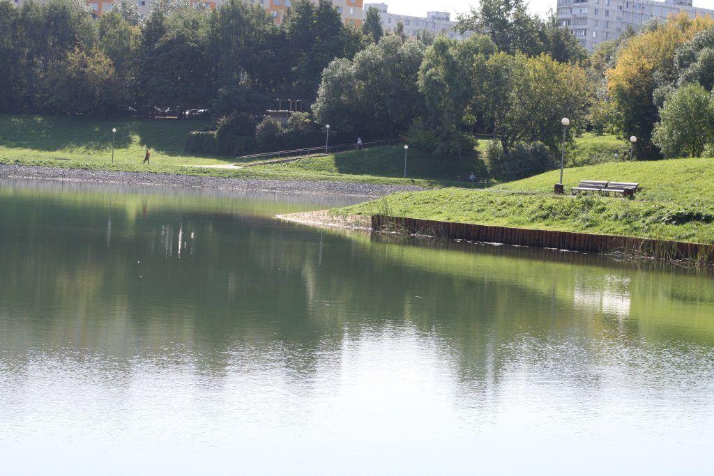ГУП «Мосводосток», Южное Чертаново, Варшавские пруды, благоустройство
