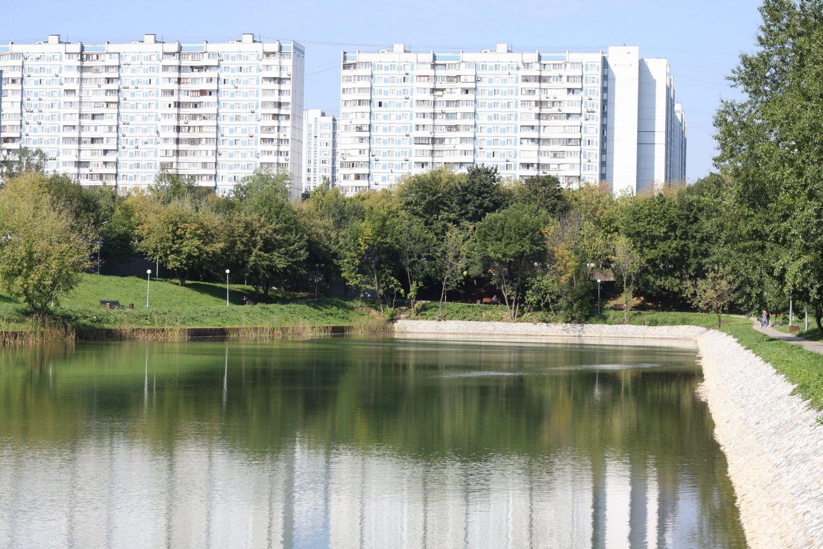 Варшавские пруды, благоустройство