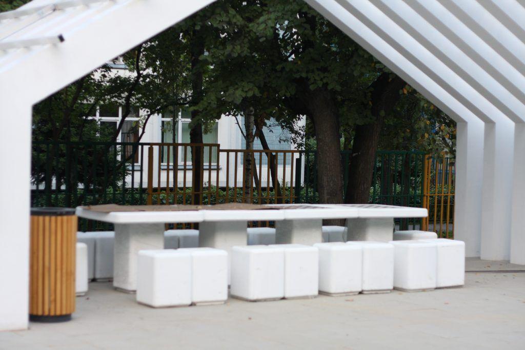 парк Лианозово, парки Москвы, Лианозовский променад, благоустройство