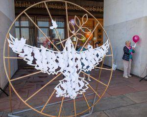Международный день Мира, музей Победы