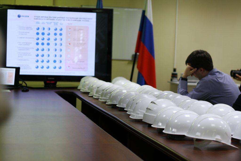 подстанция Сколково, Россети, школьники