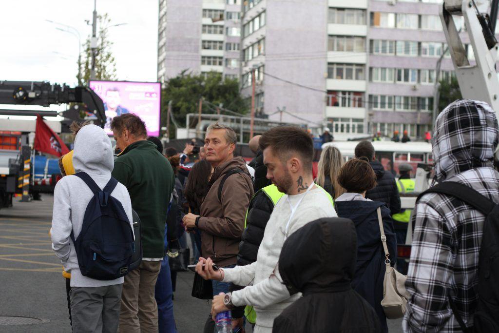 парад спецтехники