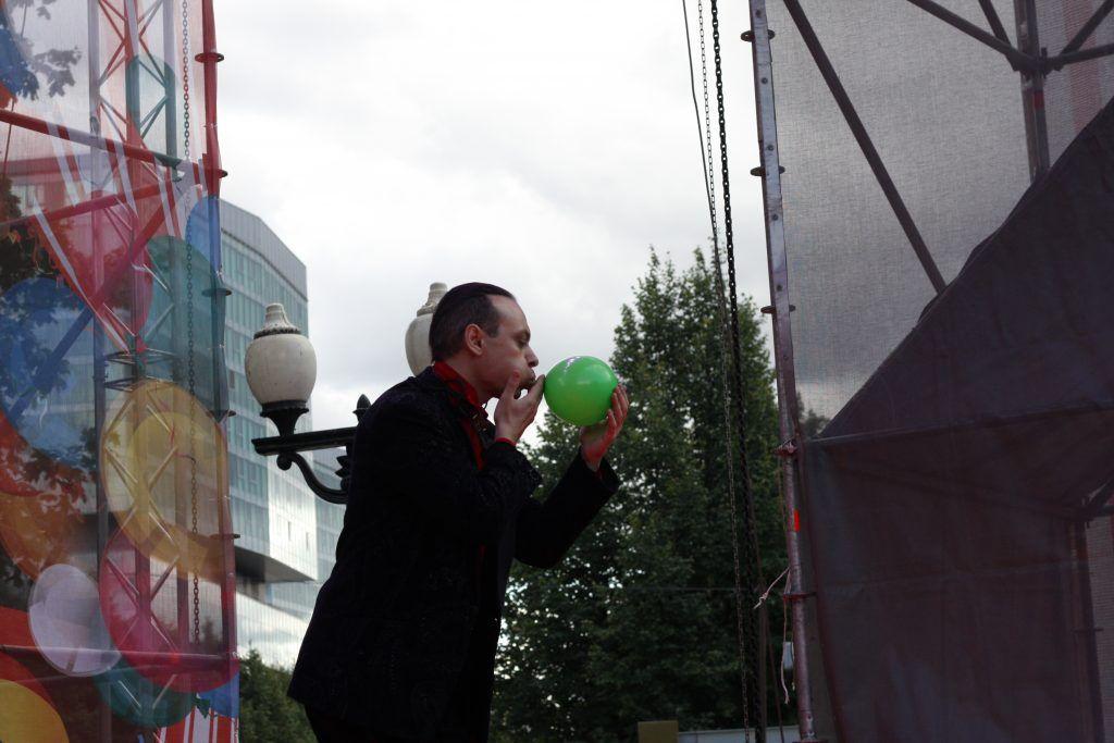 Росгосцирк, цирк, юбилей