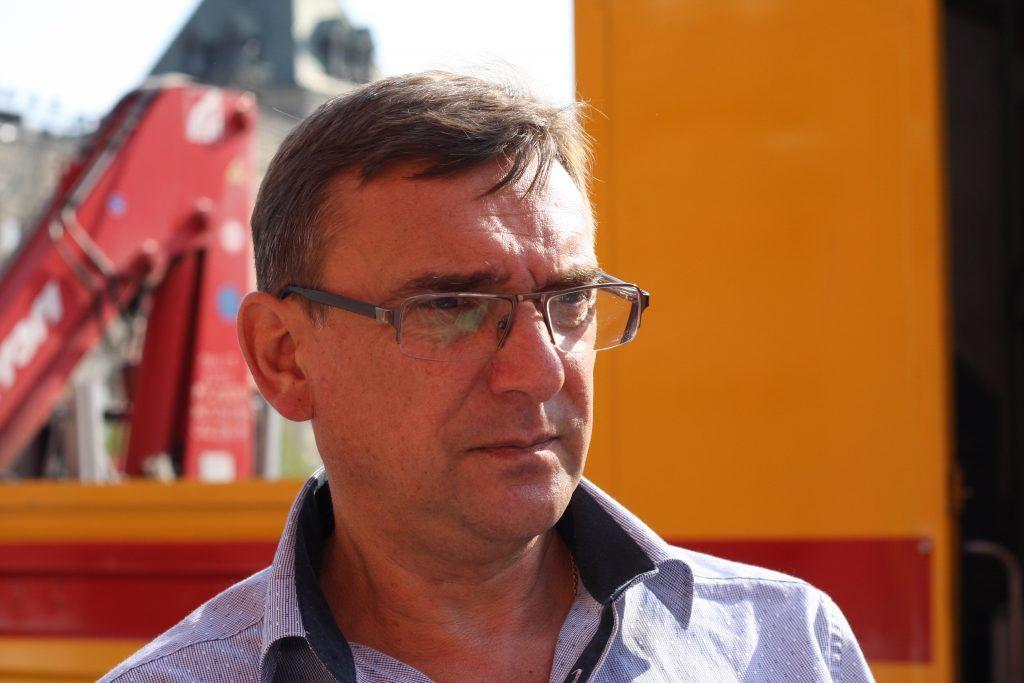 Игорь Арьков, начальник района по эксплуатации коллекторов РЭК-1, ГУП «Москоллектор», благоустройство, вентиляционные шахты, Кремль