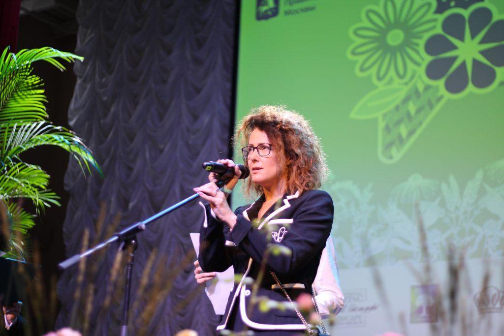 Оксана Кашенко – блогер, журналист и телеведущая, эксперт интерьерного рынка,цветочный джем, итоги
