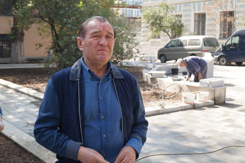Петр Бирюков, форум. парк Зарядье