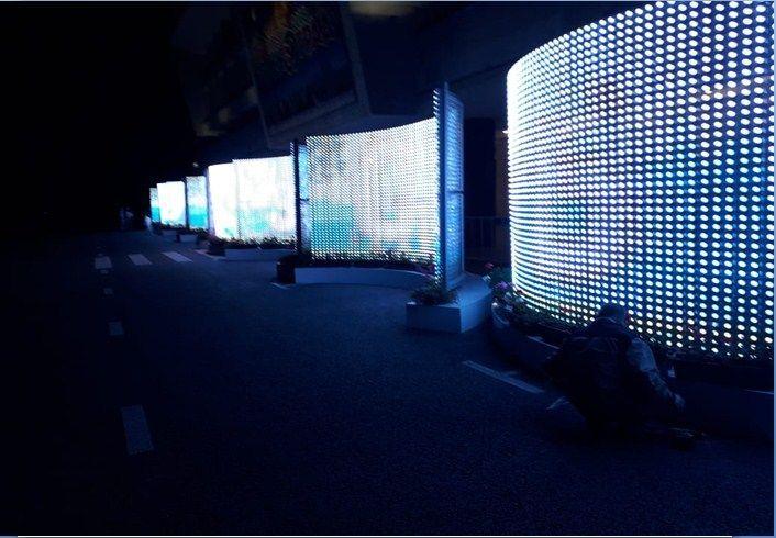 световая конструкция