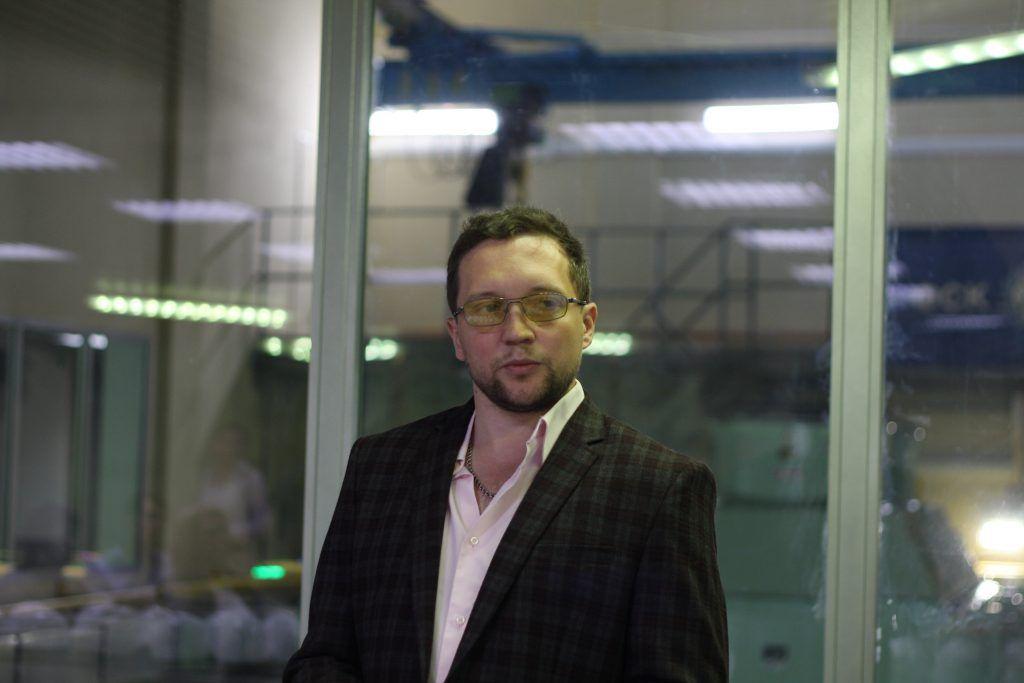 Сергей Чичихин, ведущий инженер АСУ, подстанция Сколково, Россети, школьники