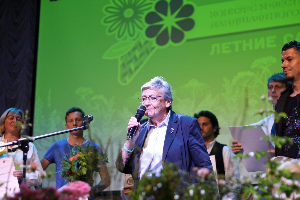 Таисия Вольфтруб – президент Ассоциации ландшафтных архитекторов России, цветочный джем, итоги
