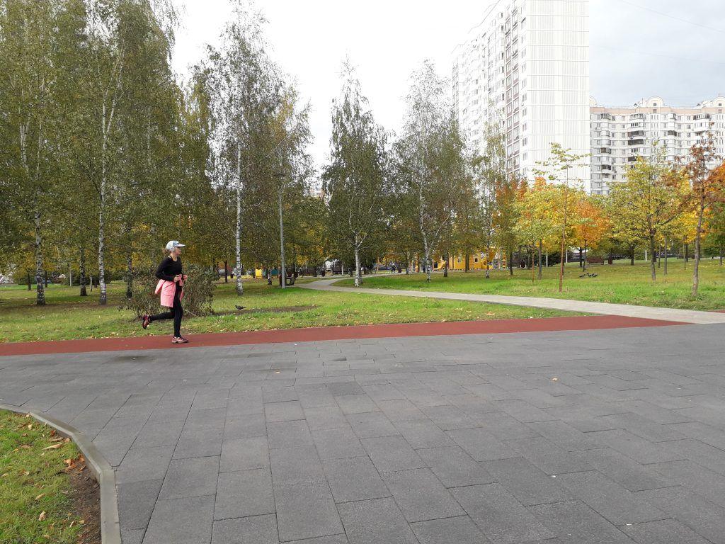 благоустройство, Дюссельдорфский парк, Марьино