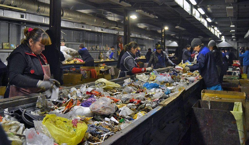 мусор, экология, сортировка мусора