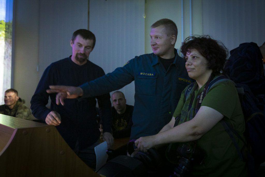 учебно-методический центр, спасатели