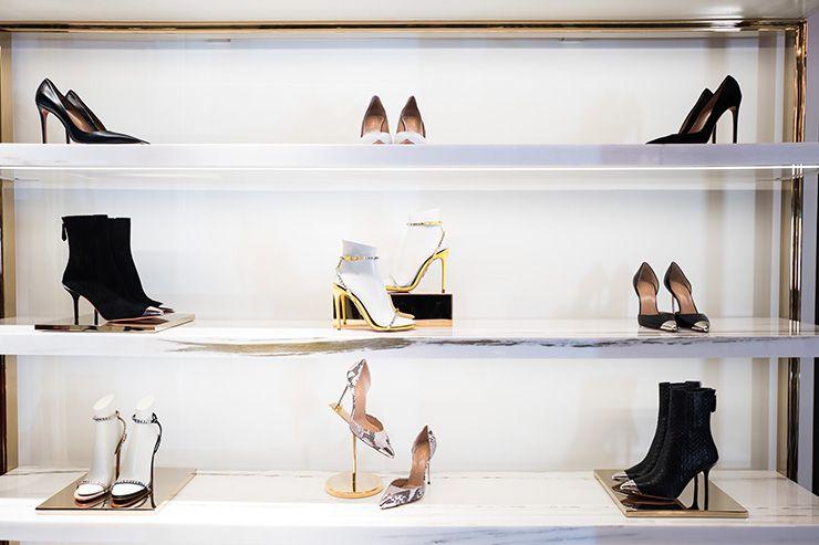 Коллекция обуви,анинырассказы