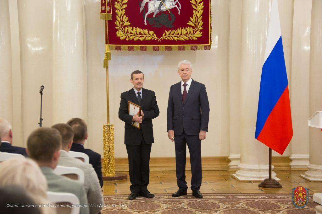 Николай Ракицкий, Сергей Собянин
