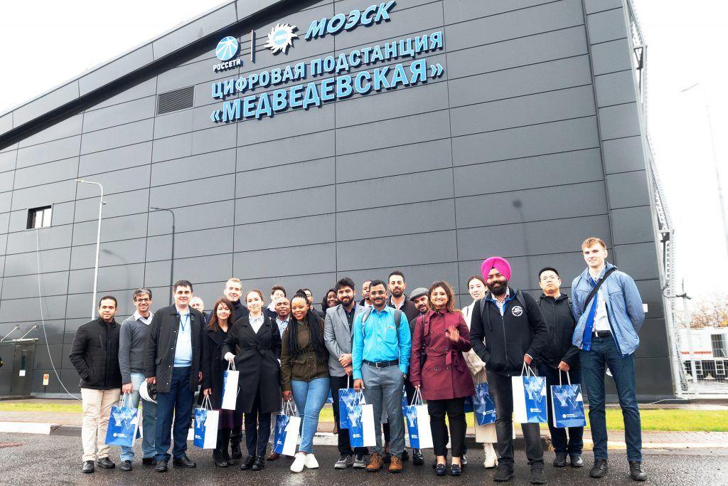 Участники II Саммита Молодежного энергетического агентства БРИКС