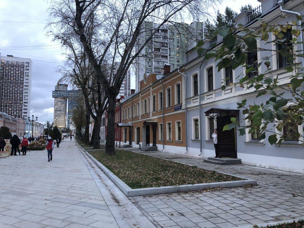 благоустройство, Школьная улица, Таганский район