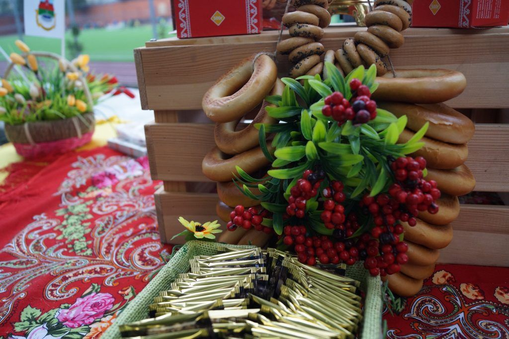 баранки, Таганский парк, юбилей