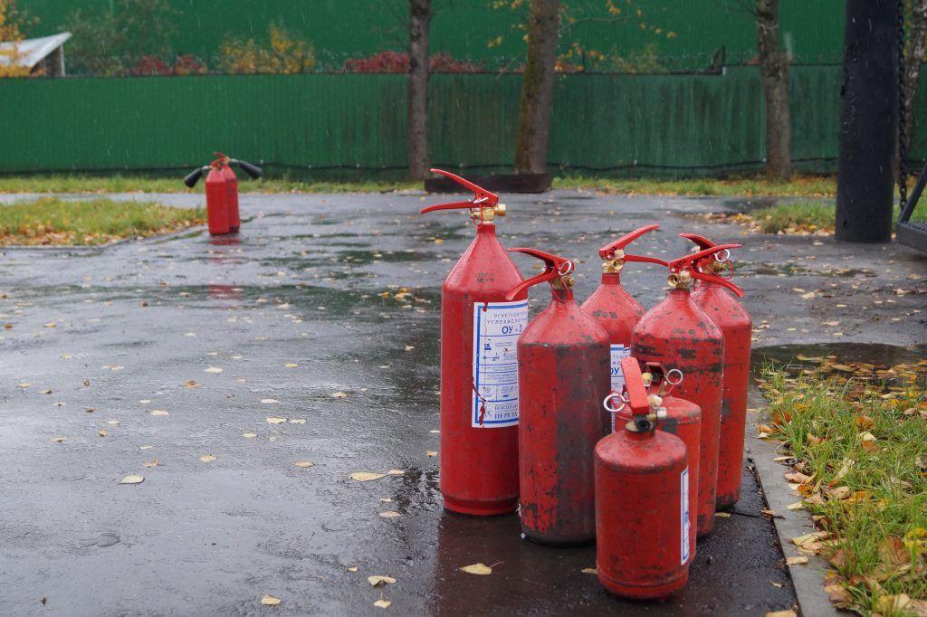 Пожарно-спасательный центр, Апаринки