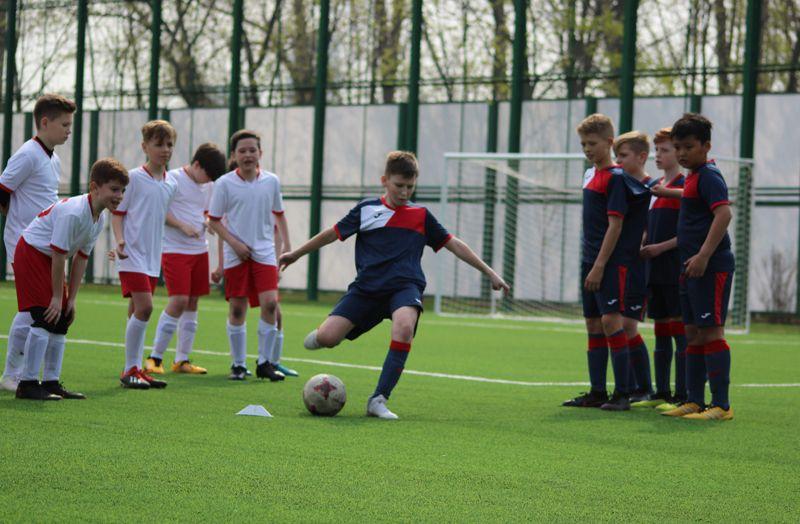 футбол, спортшкола Тушино 101