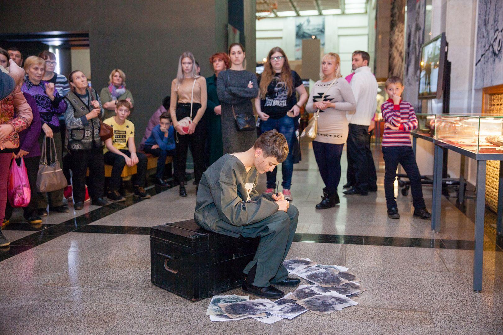музей Победы, ночь искусств