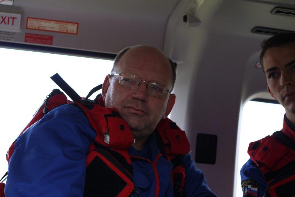 спасатели, МАЦ, вертолет, врач
